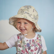 Acorn Garden Party Infant Hat