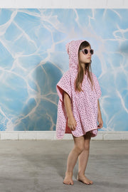 Acorn Boardwalk Organic Cotton Hooded Towel