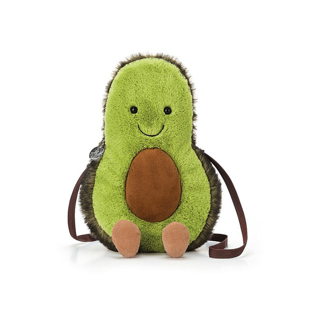 Jellycat Amuseable Avocado Bag