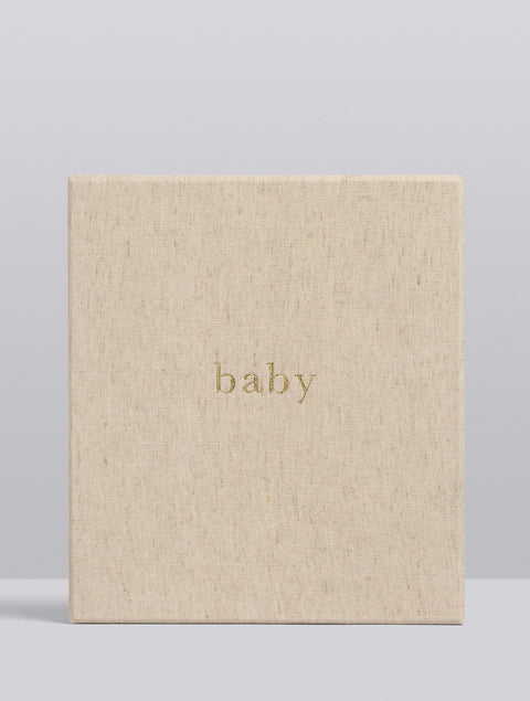 Baby. Your First Five Years Boxed (Oatmeal) - Write To Me