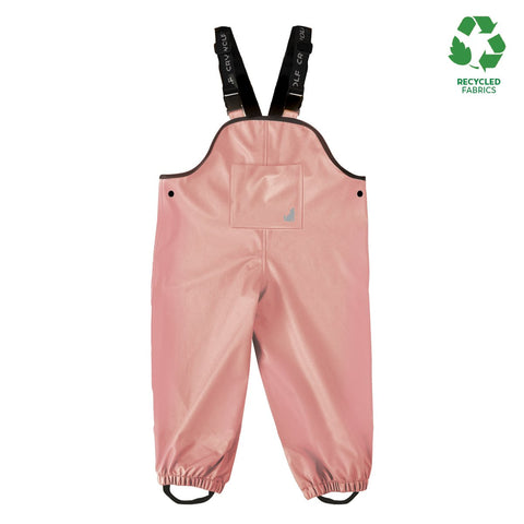 Crywolf Rain Overalls Dusty Rose