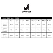 Crywolf Play Jacket Large Spot