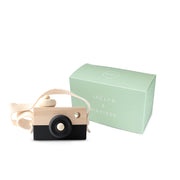 Jaclyn & Matisse - Wooden Camera Toy (Multiple colour options)