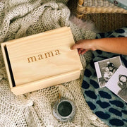 Mama Keepsake Box - Write to Me