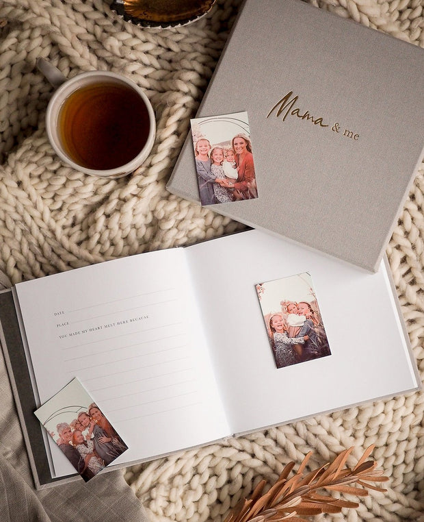 Mama & Me Journal - Write to Me x The Quinn Girls