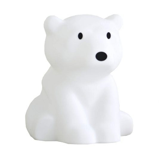Nanuk Polar Bear Remote Controlled LED Lamp by Mr Maria
