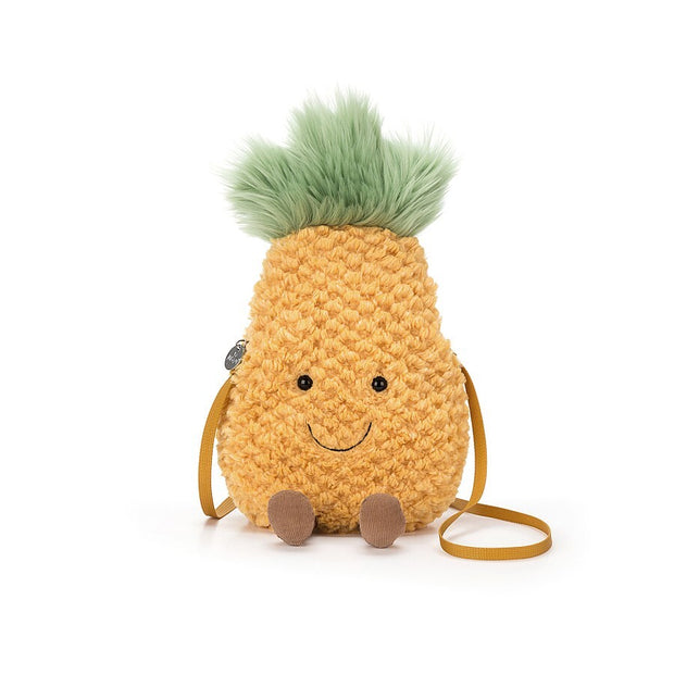 Jellycat Amuesable Pineapple Bag