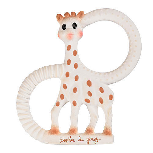 Sophie the Giraffe Teether Ring