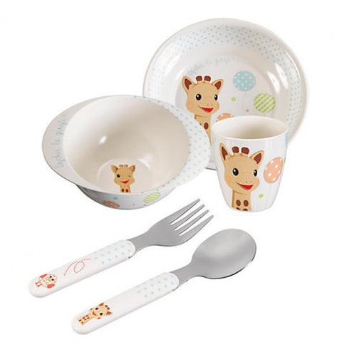 Sophie the Giraffe - Mealtime Set (Balloon)