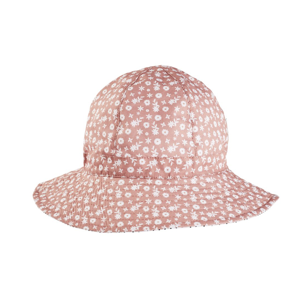 Acorn Sweatpea Floppy Hat