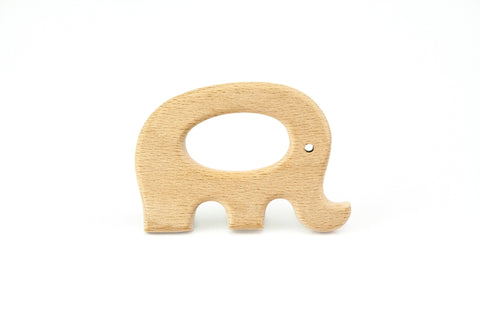 Wooden Toys and Teethers - Set of 6