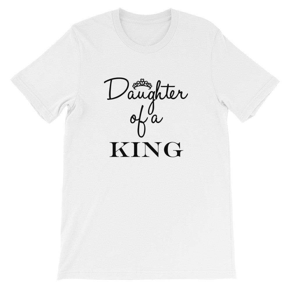 Daughter of a King short sleeve t-shirt EF
