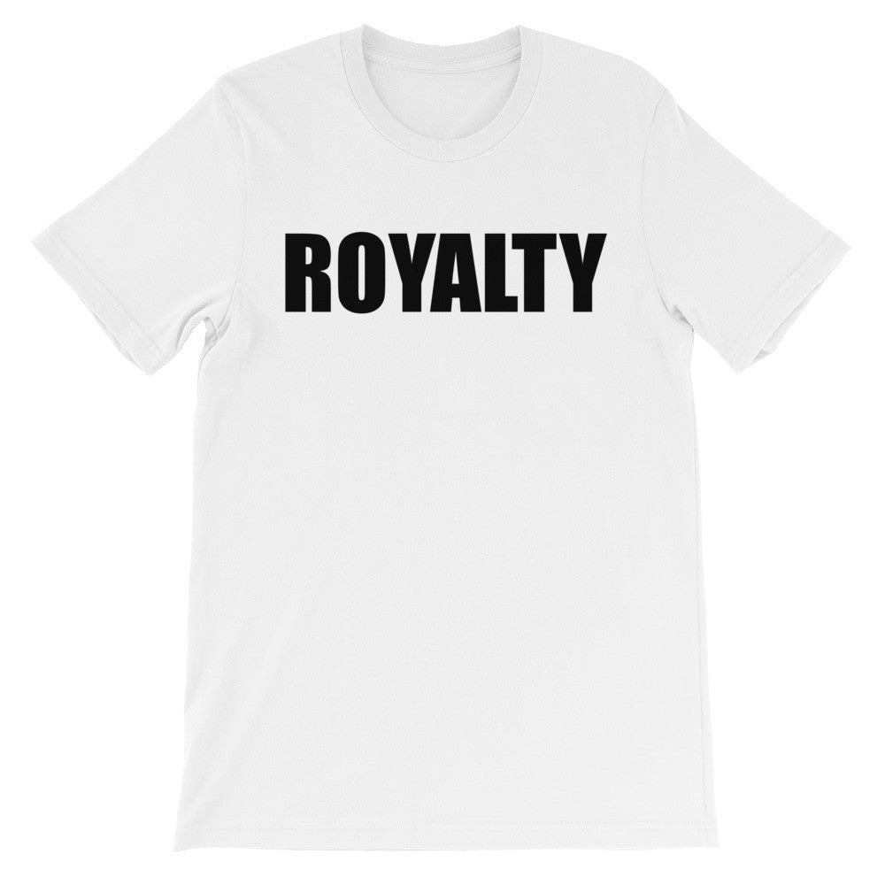 Royalty short sleeve t-shirt EU