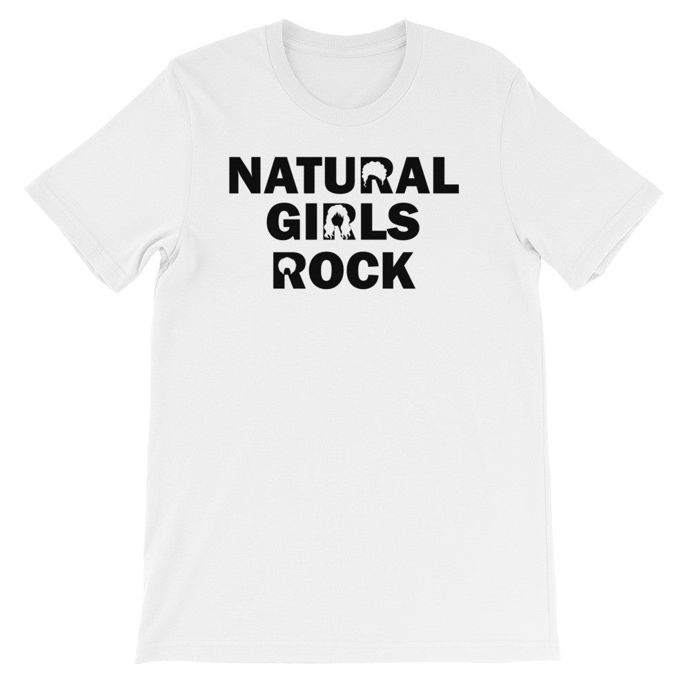 Natural girls rock short sleeve ladies t-shirt NF