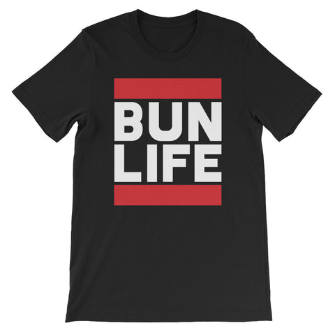 Bun Life red block short sleeve t-shirt NF