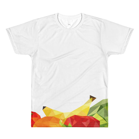 Fruit all over unisex t-shirt VU