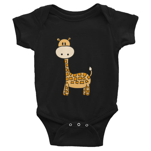 Jiraffe infant bodysuit