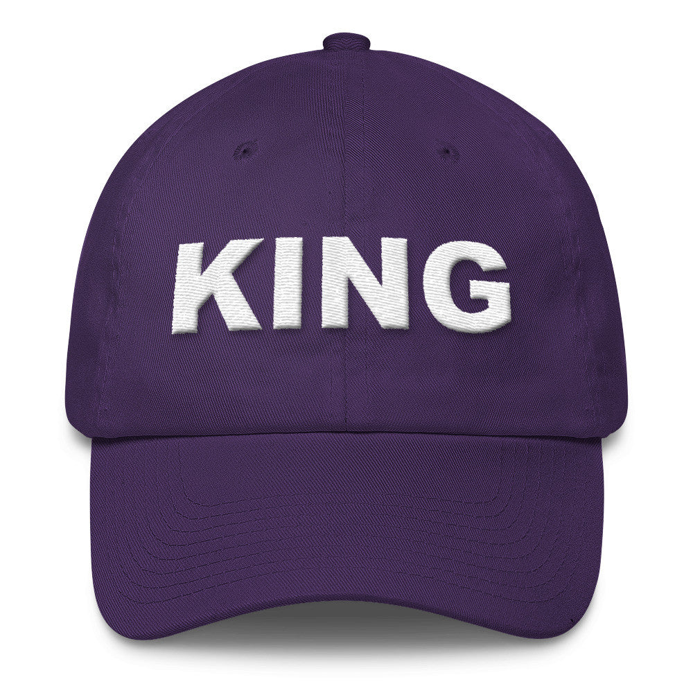 King cotton cap