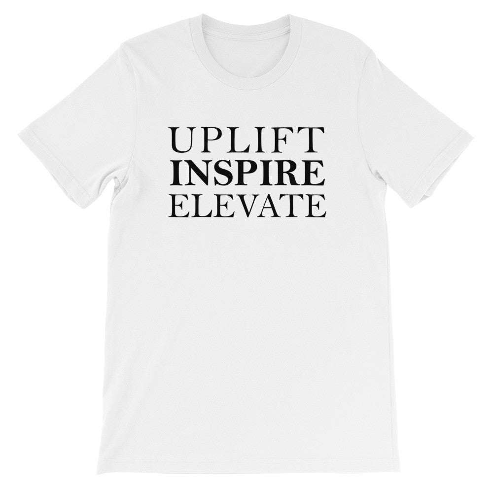 Uplift inspire elevate short sleeve t-shirt EU