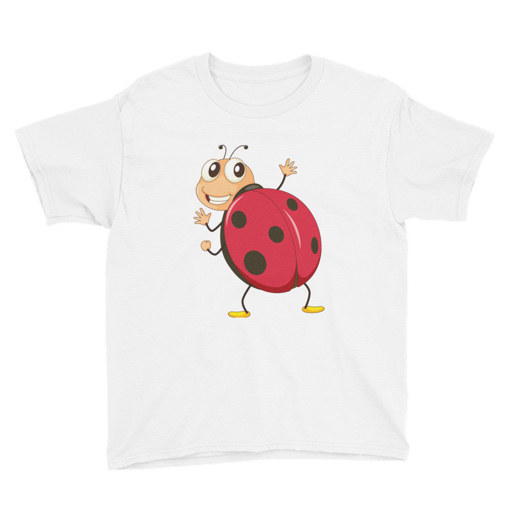 Ladybug youth short sleeve t-shirt