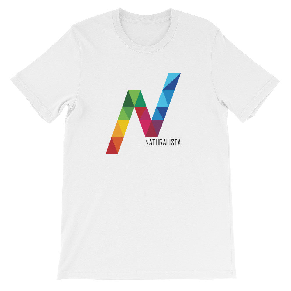 Naturalista multi-color short sleeve t-shirt NF
