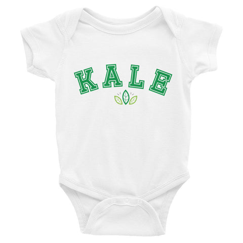 Kale infant bodysuit