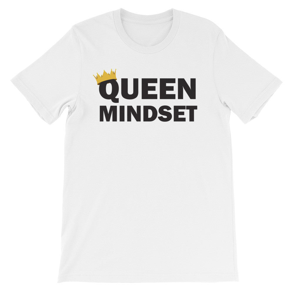 Queen mindset short sleeve ladies t-shirt EF