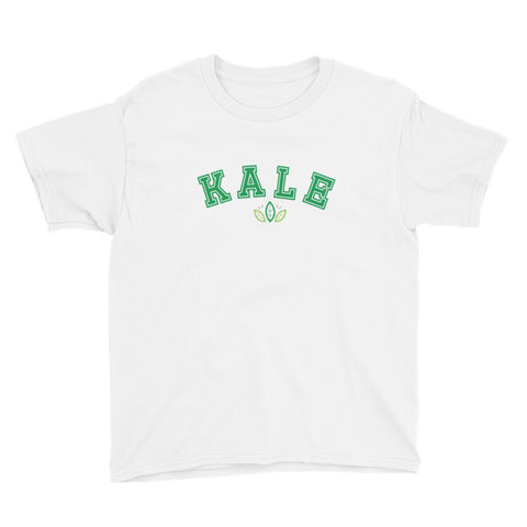 Kale youth short sleeve t-shirt