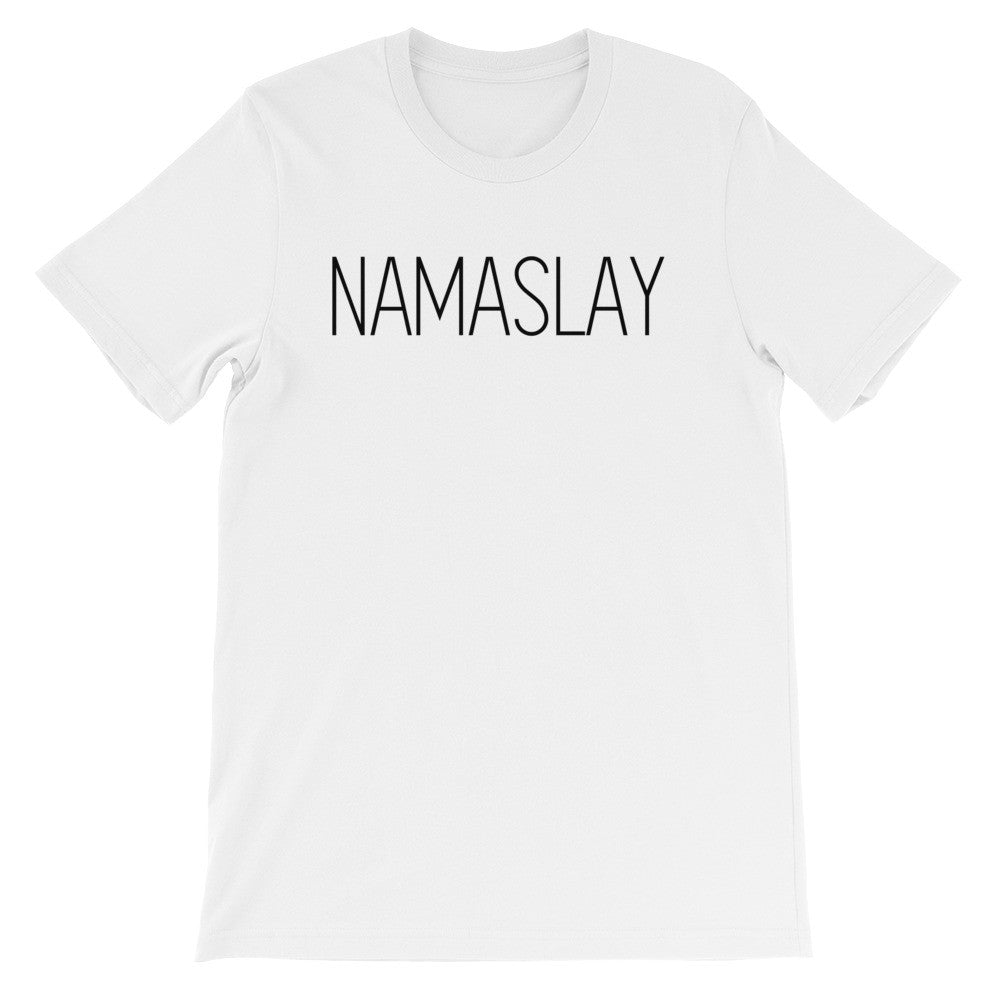 Namaslay short sleeve ladies t-shirt EF