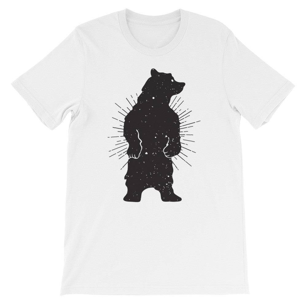 Big bear short sleeve male t-shirt AM
