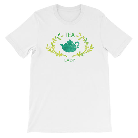 Tea lady short sleeve ladies t-shirt VF