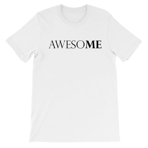 Awesome me short sleeve t-shirt EU
