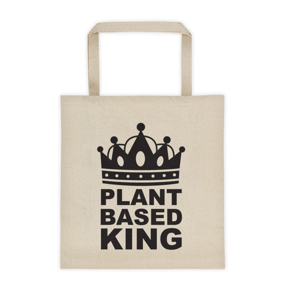 Plant based king tote bag