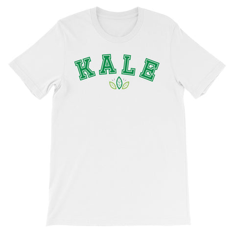 Kale short sleeve unisex t-shirt VU