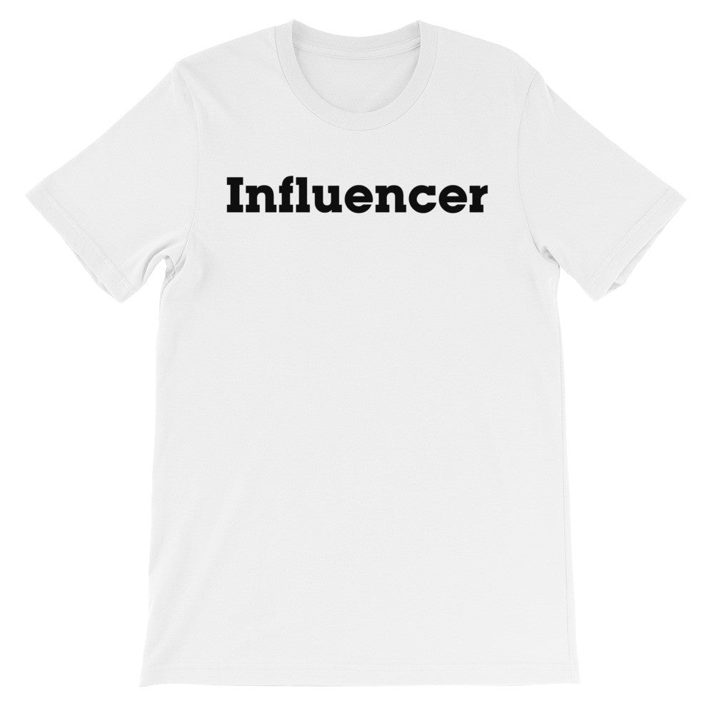 Influencer short sleeve t-shirt EU