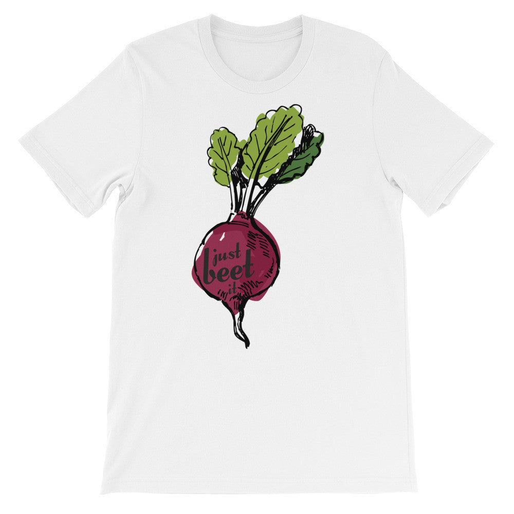 Just beet it short sleeve ladies t-shirt VF