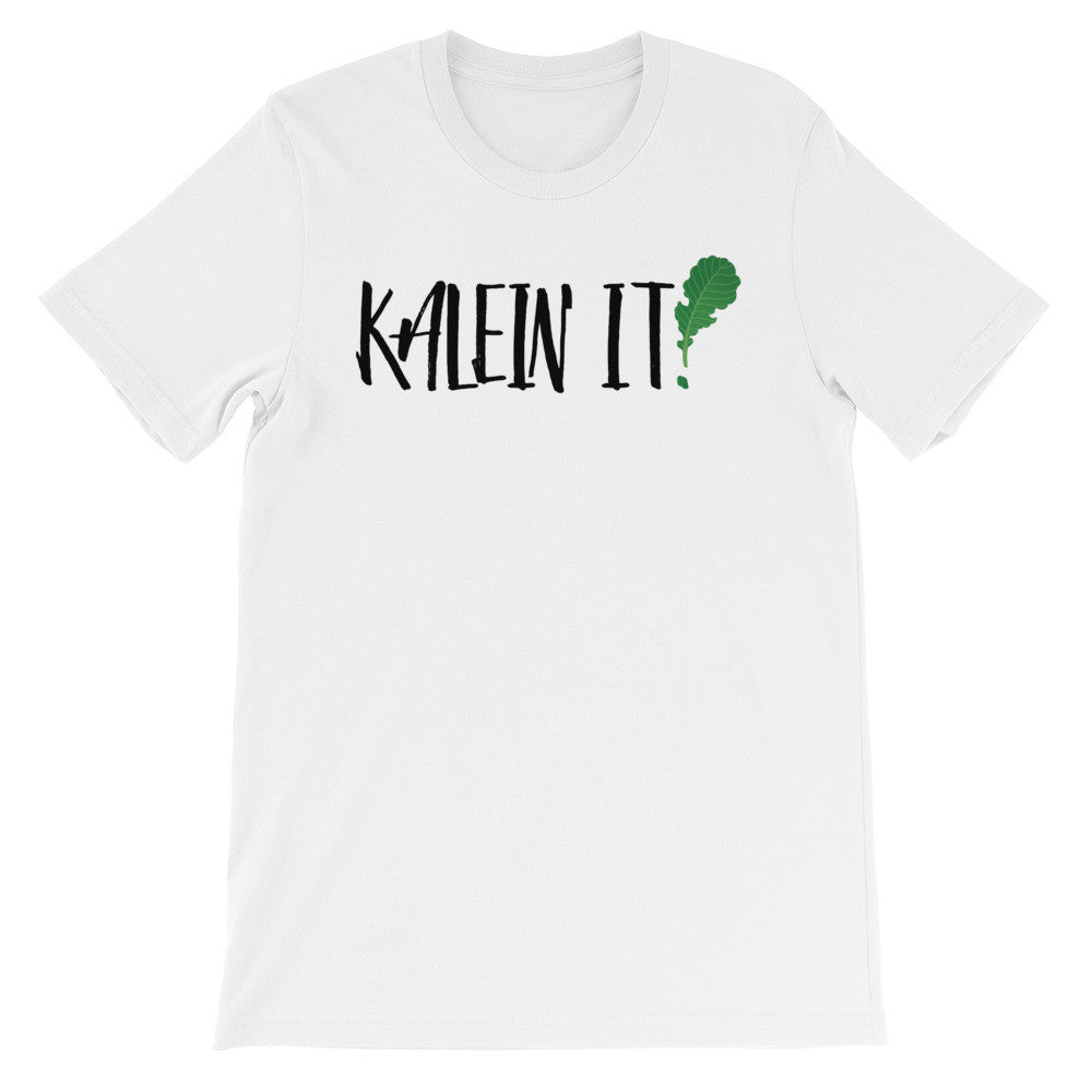 Kalein it short sleeve unisex t-shirt VU