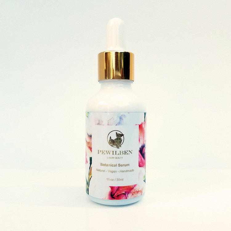 Botanical Facial Serum - White Lily
