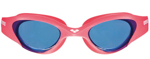 Arena The One Junior Goggles - Light Blue / Red - Tri Wetsuit Hire