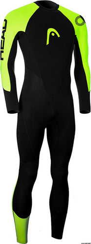 HEAD Explorer Wetsuit Mens- DELIVERY END OF FEB - Tri Wetsuit Hire