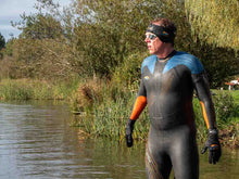 Load image into Gallery viewer, Blueseventy Thermal Headband - NEW -PRE-ORDER 25th FEB - Tri Wetsuit Hire
