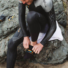 Load image into Gallery viewer, Blueseventy Thermal Swim Socks - Black - Tri Wetsuit Hire