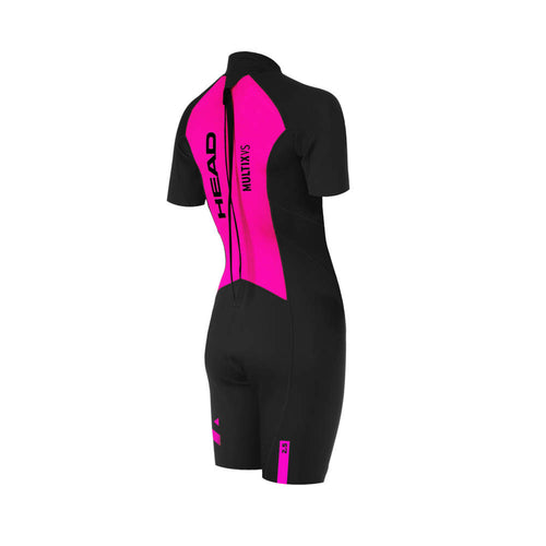 HEAD Multix Shorty Watersports Wetsuit Womens - Tri Wetsuit Hire