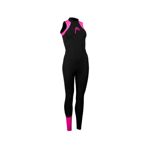 HEAD Explorer Sleeveless Wetsuit Womens - PRE ORDER - Tri Wetsuit Hire