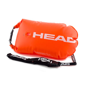Head Safety Bouy with Extra Dry Bag - Tri Wetsuit Hire