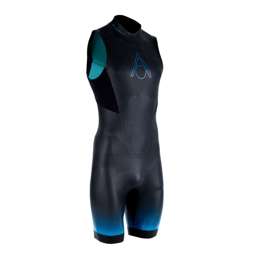 Aqua Sphere Aquaskin 3.0 Shorty Swimming Wetsuit Mens-  2021 PRE-ORDER 25TH FEB - Tri Wetsuit Hire
