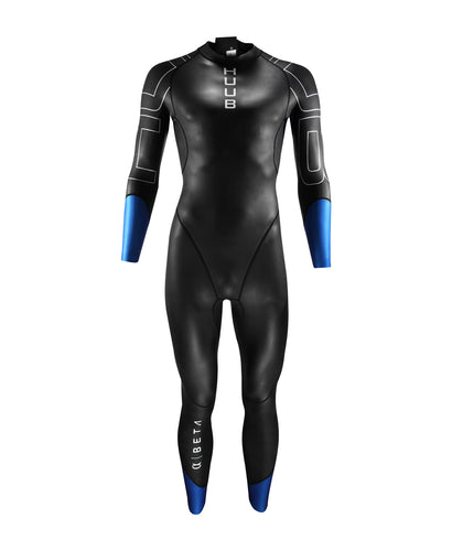 HUUB Alpha Beta Open Water Swimming Wetsuit Mens PRE-ORDER - DELIVERY END OF FEBRUARY - Tri Wetsuit Hire