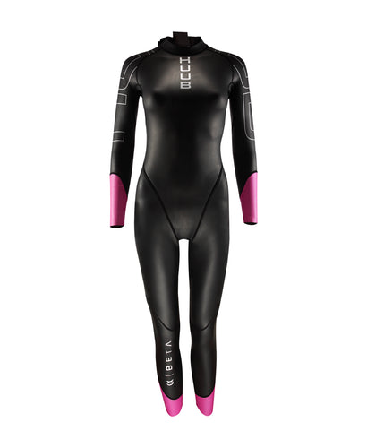 HUUB Alpha Beta Open Water Swimming Wetsuit Womens PRE-ORDER - DELIVERY END OF FEBRUARY - Tri Wetsuit Hire