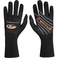 Load image into Gallery viewer, Blueseventy Thermal Swim Gloves - Black - Tri Wetsuit Hire