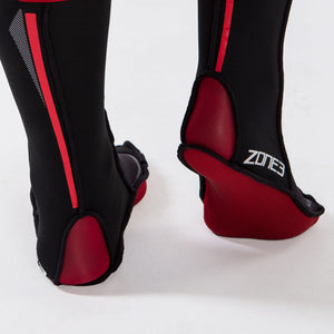 Zone3 Neoprene Swimming Socks - Tri Wetsuit Hire